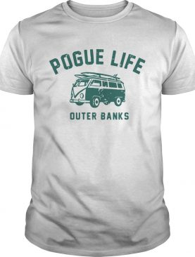 Volkswagen Pogue Life Outer Banks shirt