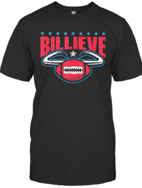 Billieve Buffalo Bills Football T-Shirt