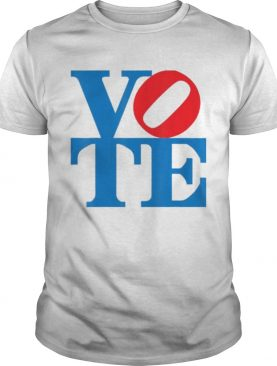 Vote Presidential election apparel for 2020 race shirt