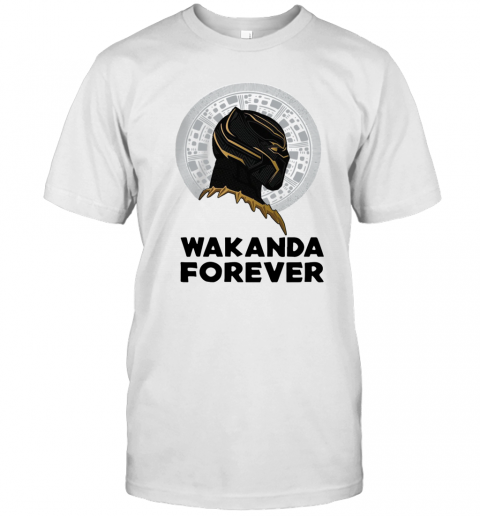 Black Panther Wakanda Forever Thank You For The Memories Signature T-Shirt