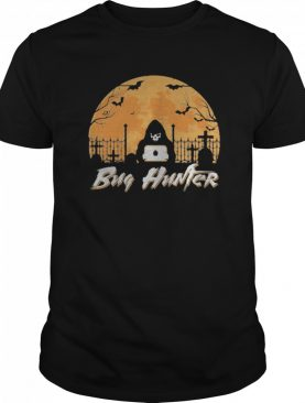 Bug Hunter Moon Halloween shirt