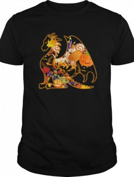 Dragon Halloween shirt