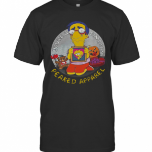 You'Re A Simpson Peaked Apparel T-Shirt