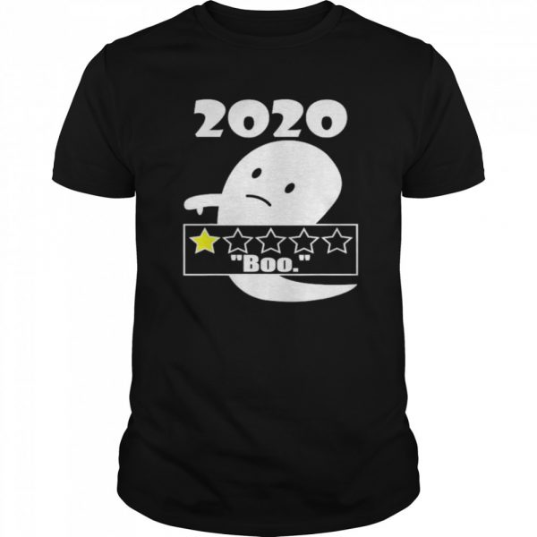 2020 One Star Rating shirt