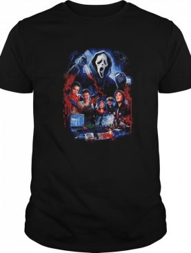 Dont You Blame The Movies Scream shirt