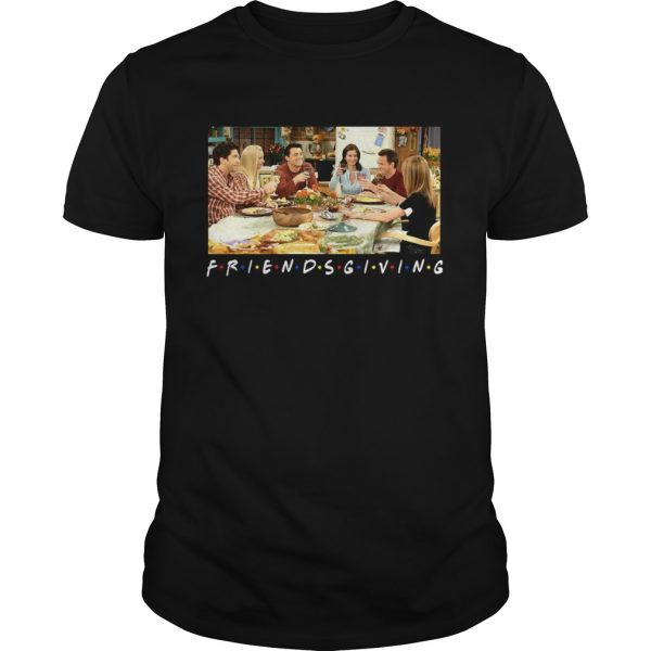 Friendsgiving Friends Tv Show shirt
