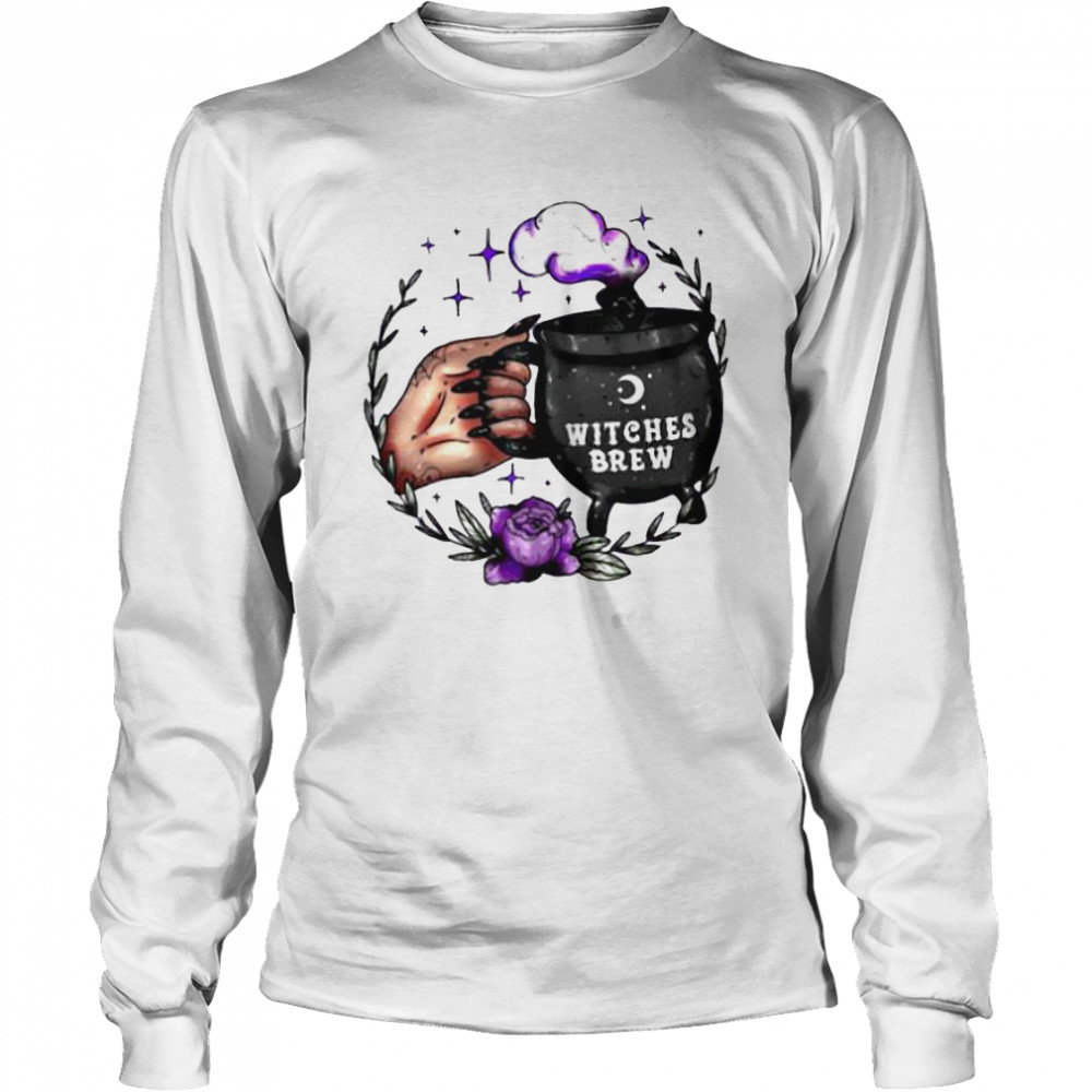Good Witch Witches Brew Long Sleeved T-shirt