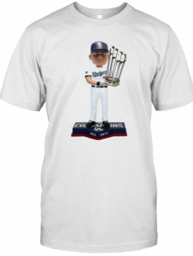 Los Angeles Dodgers 2020 World Series Champions Member Will Smith T-Shirt