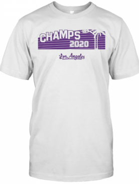 Los Angeles Hollywood Champs T-Shirt