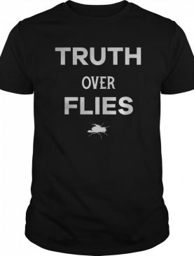 Mike Pence Truth over Flies presidential Biden trump shirt