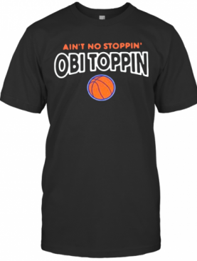 Aint No Stoppin New York T-Shirt