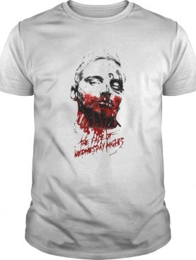 Darby Allin The Face Of Wednesday Night 2020 shirt