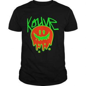 Kouvr merch black shirt