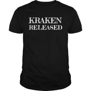Kraken Released shirt