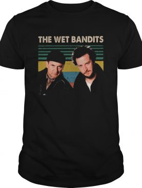 The Wet Bandits vintage Christmas shirt