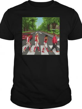 Kansas City Chiefs walk in the streets shirt